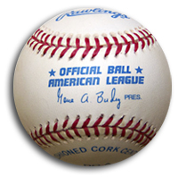 American League Baseball