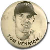 TOMMY HENDRICH