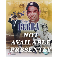 Yogi Berra Signed Photograph