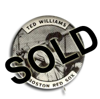 Ted Williams Pin