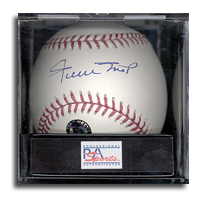 Willie Mays Signed Autographed Baseball